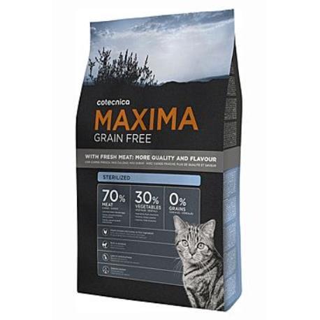 Maxima Cat Grain Free Adult Sterilized  3kg