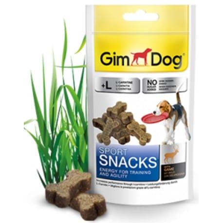 Gimborn Sport Snacks mini kost zvěřina 60g