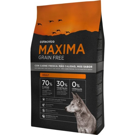 Maxima Dog Grain Free Adult 3kg