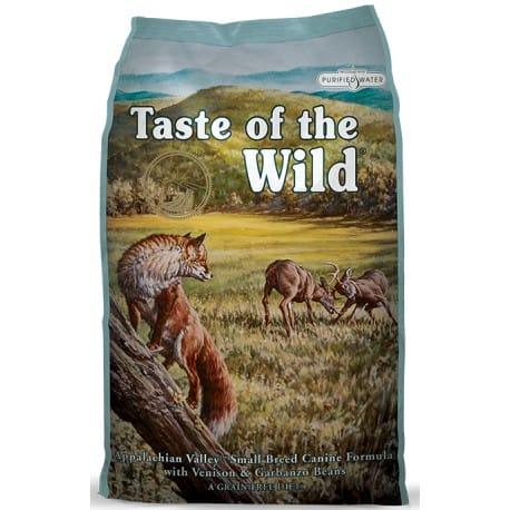 Taste of the Wild Appalachian Valley Small Breed 6kg + Sleva 5% od 2ks