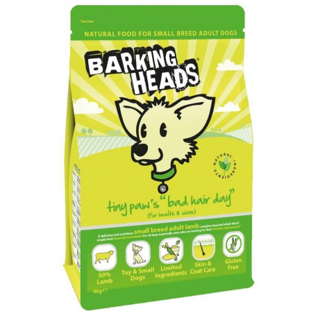 BARKING HEADS PROFESSIONAL SMALL BREED LAMB 12kg