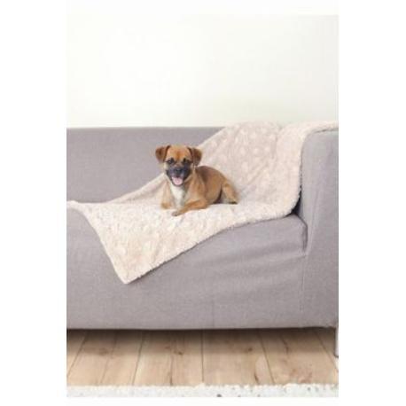 Deka pro psy COSY béžový plyš 150x100cm TR