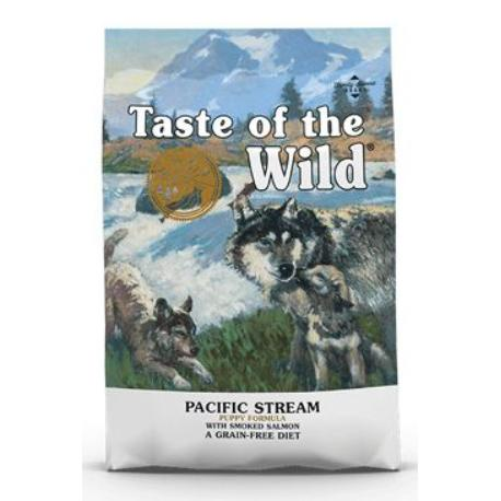 Taste of the Wild Pacific Stream Puppy 13kg + Sleva 5% od 2ks