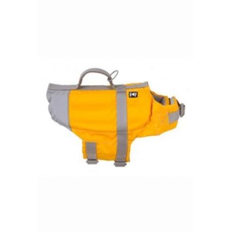 Vesta plavací Hurtta Life Savior 10-20kg oranžová