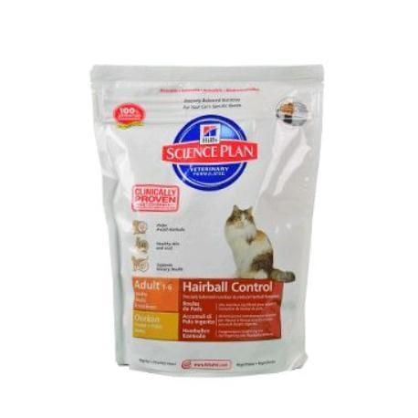 Hill's Feline Dry Hairball Contr. 300g