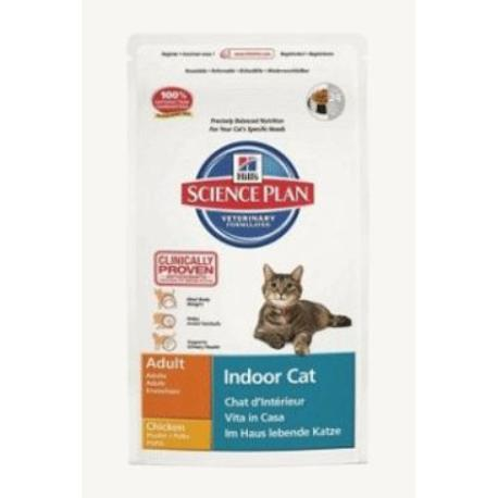 Hill's Feline Dry Indoor 300g