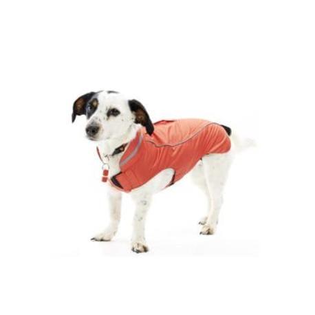 Obleček Raincoat Jahodová 44cm M/L KRUUSE