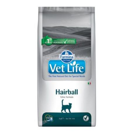 Vet Life Natural CAT Hairball 10kg + Sleva 5% od 2ks