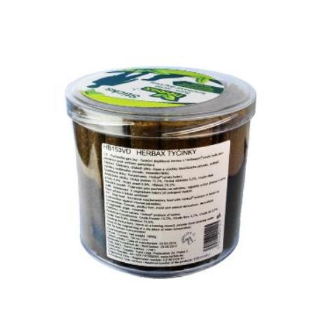 Herbax tyčinky 2kg dóza