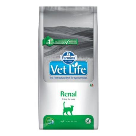 Vet Life Natural CAT Renal 5kg + Sleva 5% od 2ks