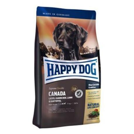 Happy Dog Supreme Sensible CANADA los,král,jehn 300g