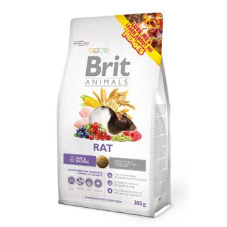 Brit Animals Rat 300g