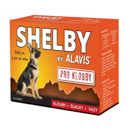 SHELBY by Alavis pro klouby 60cps