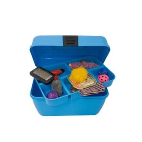 Box na příslušenství Modrý ARGI