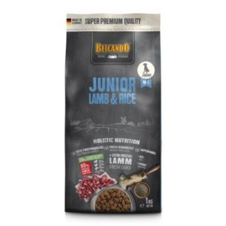 Belcando Junior Lamb Rice 15kg