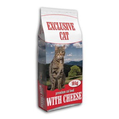 Delikan Cat Exclusive  sýr 10kg