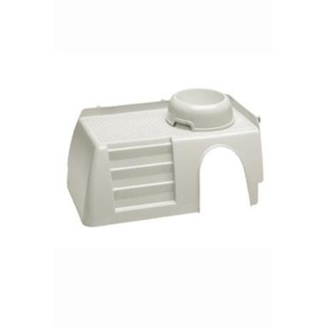 Domek+miska pro klec Cavie 15, PUB 3253 FP 1ks