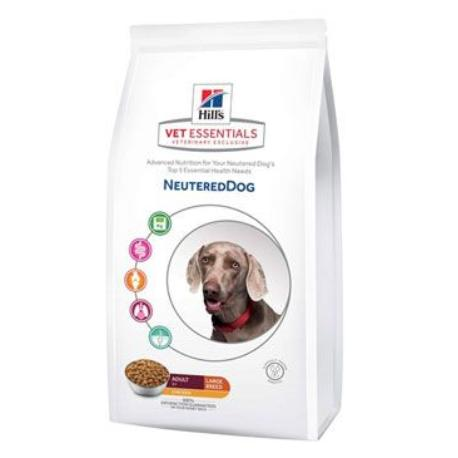 Hill's Canine VetEssentials Dry Neutered Large 12kg