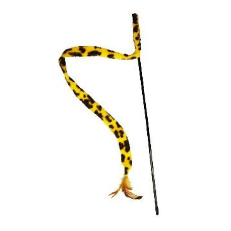 Hračka Kočka Udice Tiger Fun  49cm 1ks Li