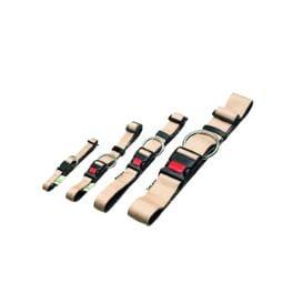 Obojek Bamboo Balance 25-35/10 Béžový KAR 1ks