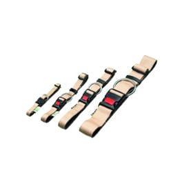 Obojek Bamboo Balance 40-55/20 Béžový KAR 1ks