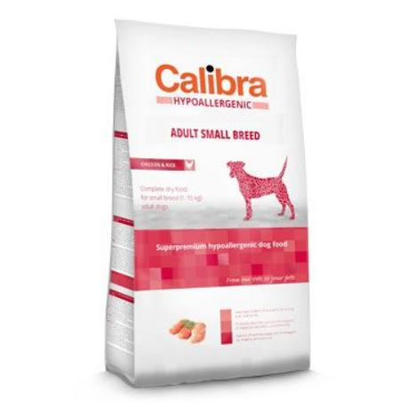 Calibra Dog HA Adult Small Breed Chicken  2kg NEW