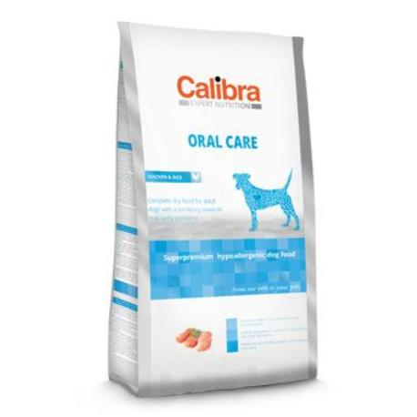 Calibra Dog EN Oral Care 2kg NEW + Sleva 5% od 2ks