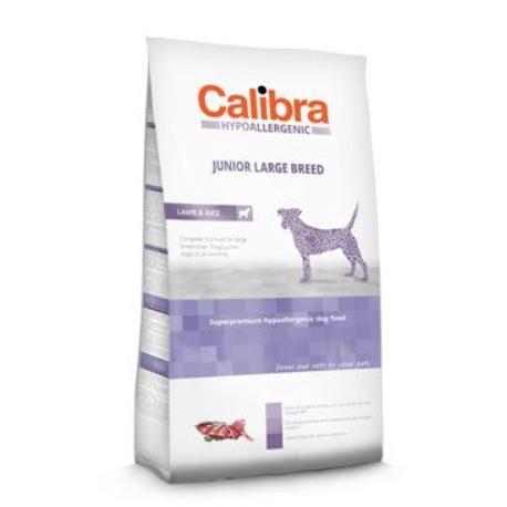 Calibra Dog HA Junior Large Breed Lamb 3kg NEW