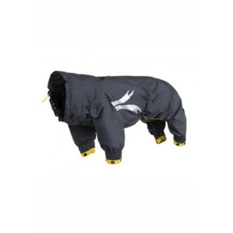 Obleček Hurtta Outdoors Slush combat šedá-okrová 45XS