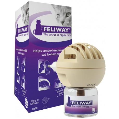 Feliway difuzér + lahvička s náplní 48ml