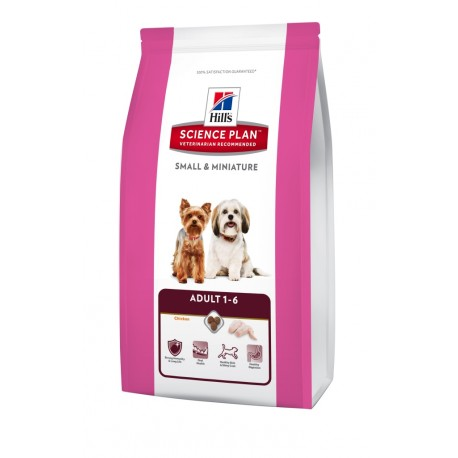 Hill's Canine Dry Adult Small Miniature 1,5kg