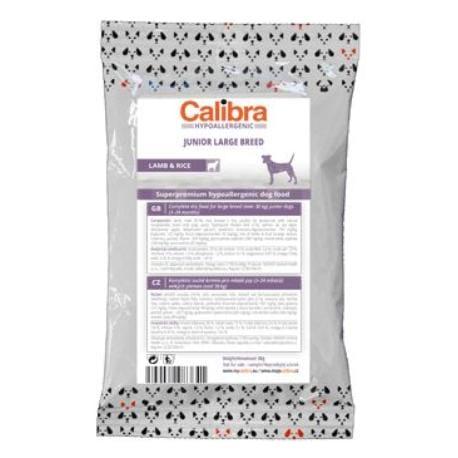 Calibra Dog HA Junior Large Breed Lamb 80g-vzorek NEW