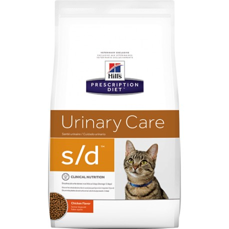 Hill´s Prescription Diet Feline S/D 1,5 kg