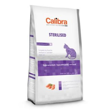 Calibra Cat EN Sterilised 7kg NEW + Sleva 5% od 2ks