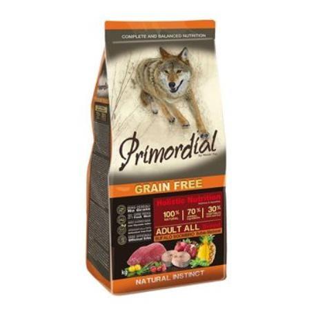 Primordial GF Adult Buffalo Mackerele 12kg + Sleva 5% od 2ks