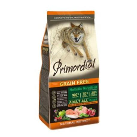Primordial GF Adult Chicken Salmon 12kg + Sleva 5% od 2ks