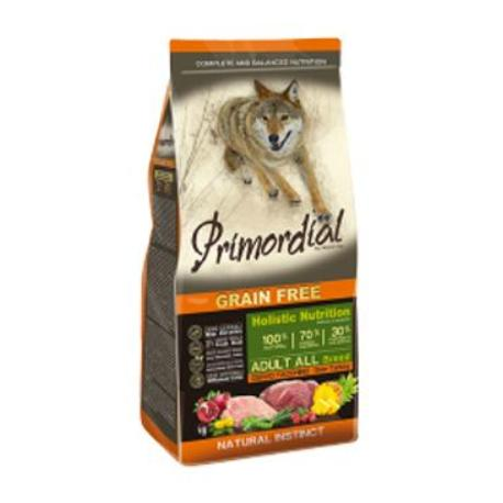 Primordial GF Adult Deer Turkey 12kg + Sleva 5% od 2ks