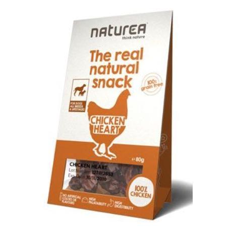 Naturea pamlsky Natural snack pes kuřecí sdíčka 80g