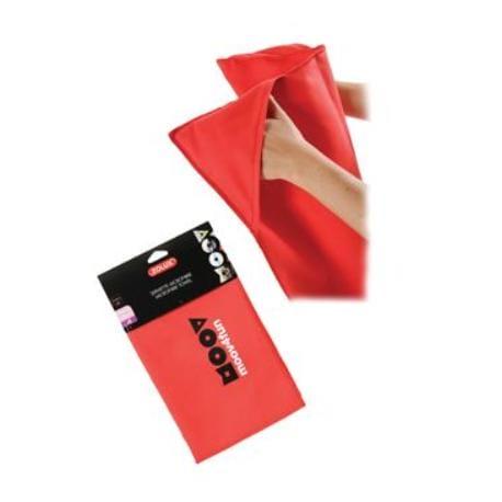 Ručník MOOV mikrovlákno červená 50x70cm Zolux