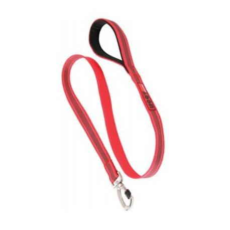 Vodítko pes MOOV červená 25mm 1,2m Zolux