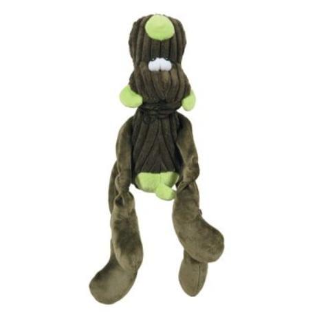 Hračka pes DOG plyš zelená 37cm Zolux