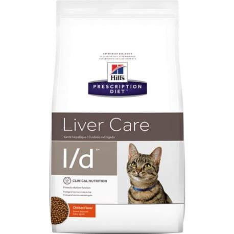 Hill´sPrescription Diet Feline L/D 1,5 kg