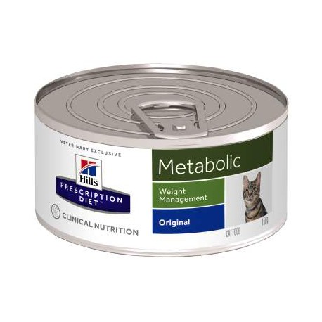 Hill´s Science Plan Feline Metabolic 156 g