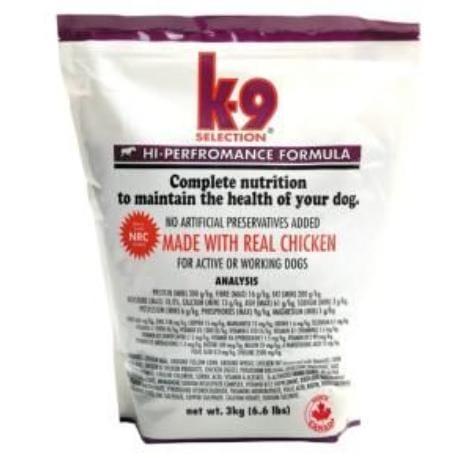 K-9 Hi-Performance 1kg + Sleva 5% od 2ks