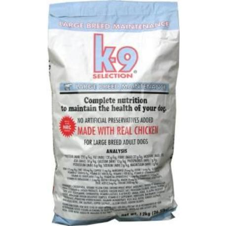 K-9 Maintenance Large Breed 1kg