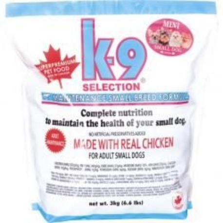 K-9 Maintenance Small Breed 3kg