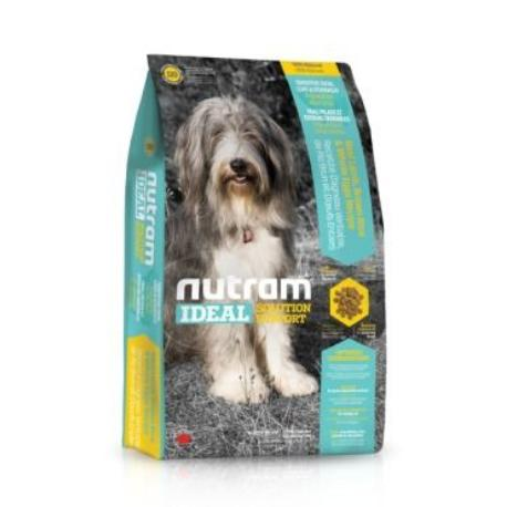 I20 Nutram Ideal Sensitive Dog 13,6kg + Sleva 5% od 2ks