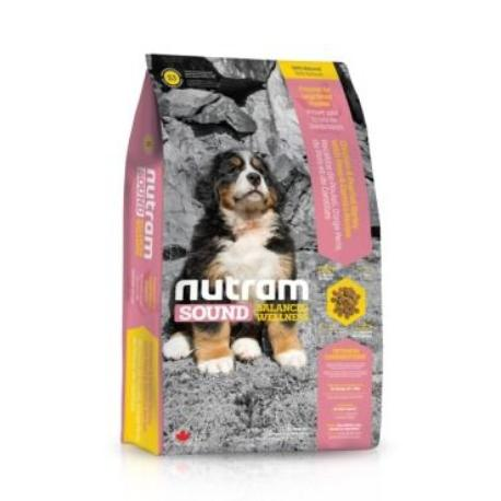 S3 Nutram Sound Large Breed Puppy 13,6kg