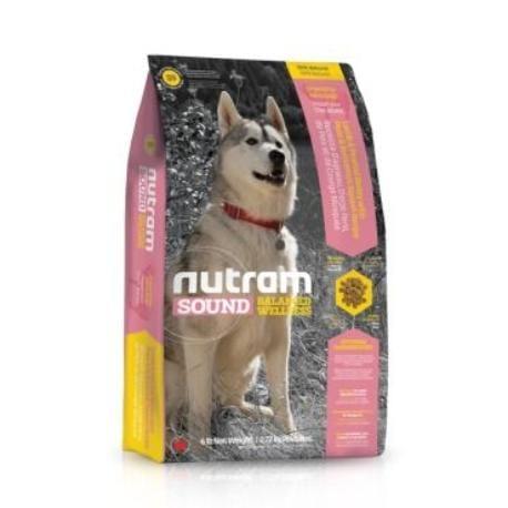 S9 Nutram Sound Adult Lamb Dog 13,6kg + Sleva 5% od 2ks