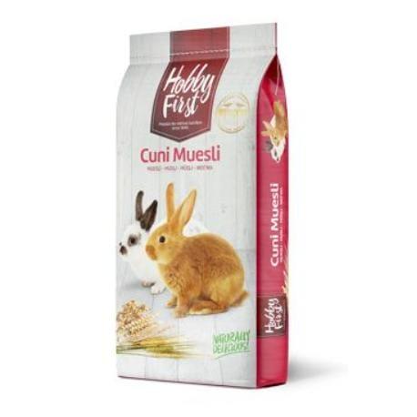 HobbyFirst králík müsli 15 kg